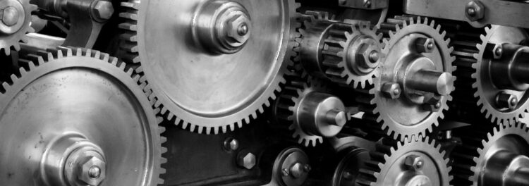 mécanique engrenages